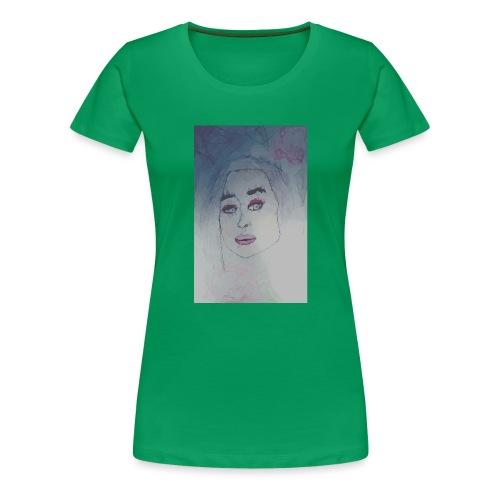 cubismn - Camiseta premium mujer