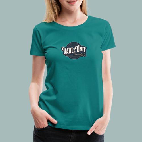 Rattle Unit - Vrouwen Premium T-shirt