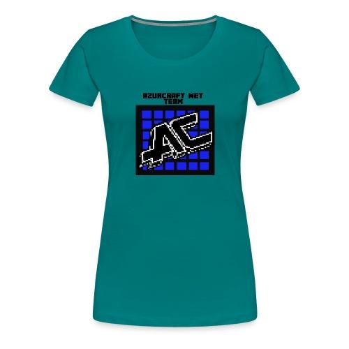 team - Frauen Premium T-Shirt