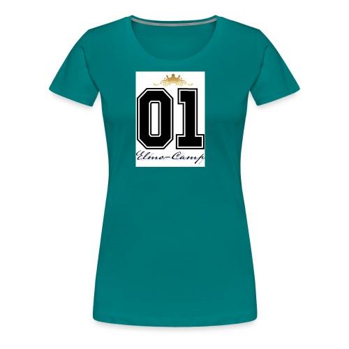 4DE2C204 2B00 4809 9631 95143B244BF6 - Frauen Premium T-Shirt