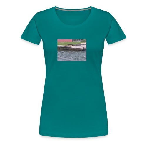 Reptile - Women's Premium T-Shirt