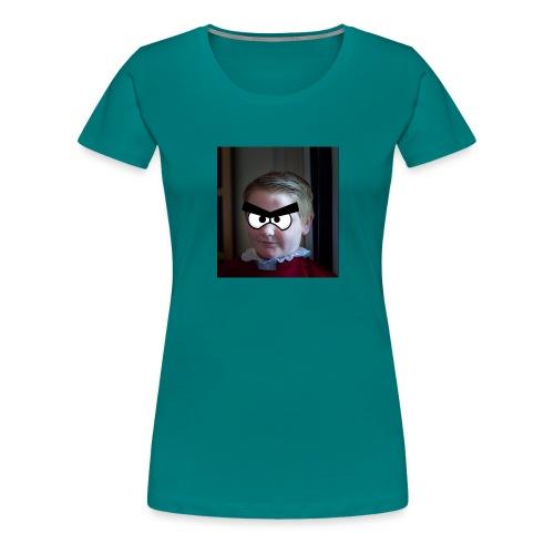 Fabian S - Premium-T-shirt dam