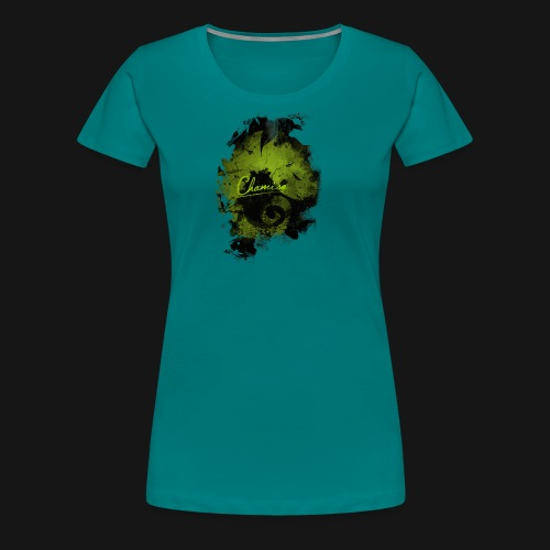 Chamaleon Inside - Women's Premium T-Shirt