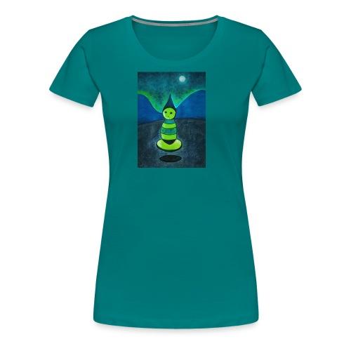 Humanoid - Naisten premium t-paita