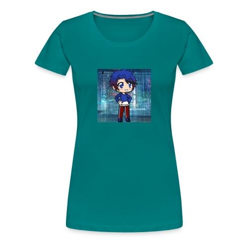 Electro design - Women's Premium T-Shirt