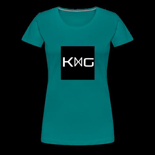 KMG - Frauen Premium T-Shirt