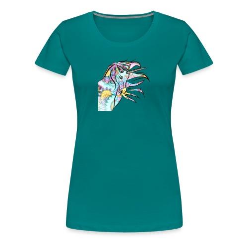 Einhorn Motiv 1 - Frauen Premium T-Shirt