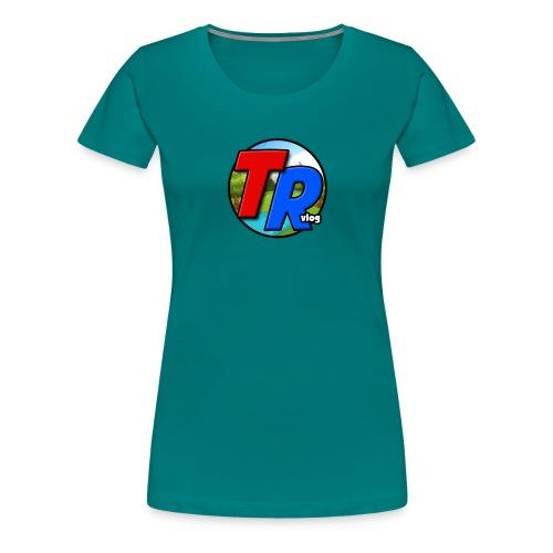 Track Rural Logo - Camiseta premium mujer
