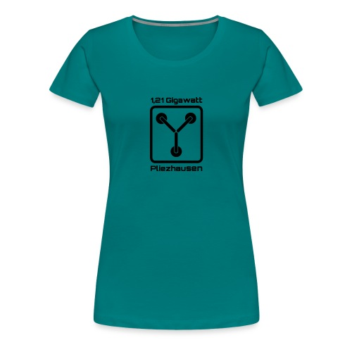 Fluxig - Frauen Premium T-Shirt