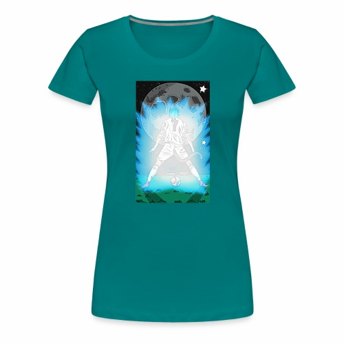 GOD! - T-shirt Premium Femme