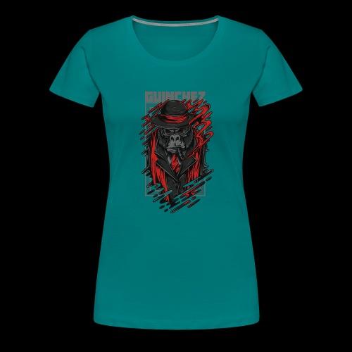 MAFIA GUINCHEZ - T-shirt Premium Femme