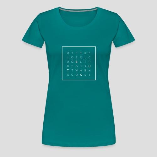 TIBUTA' STYLE - Maglietta Premium da donna