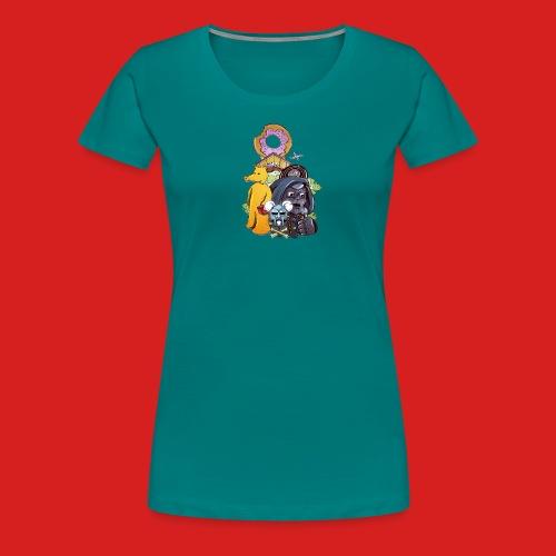 Stoned - Frauen Premium T-Shirt