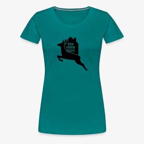 Reh-Vorm-Haus - Frauen Premium T-Shirt