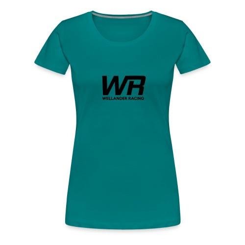WRRACING - Premium-T-shirt dam
