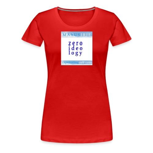 zero idology - Women's Premium T-Shirt