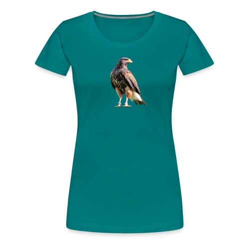 Harris Hawk - Wüstenbussard - Frauen Premium T-Shirt