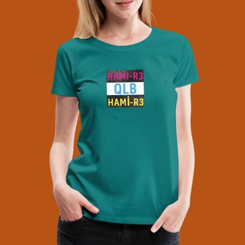 HAMI-R3 - T-shirt Premium Femme
