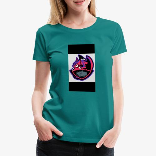 fusion - Women's Premium T-Shirt