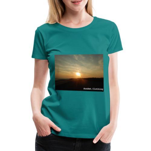 SunSet One - Frauen Premium T-Shirt