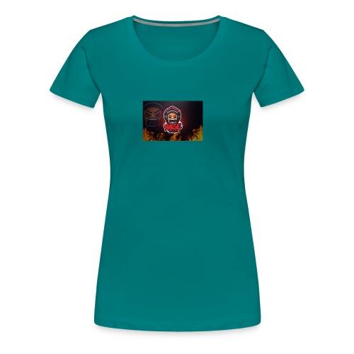 RageGaming - Frauen Premium T-Shirt