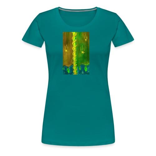 TORNI - Naisten premium t-paita