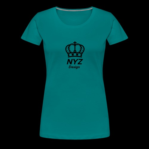 NYZ Design - Frauen Premium T-Shirt