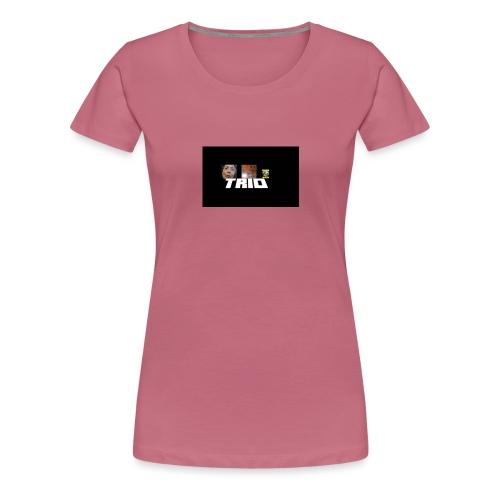 TRIO - Maglietta Premium da donna