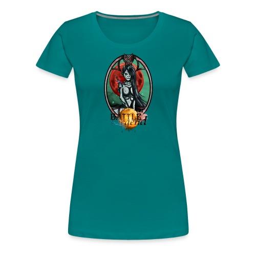 Battle for Legend : Furie des Océans - T-shirt Premium Femme
