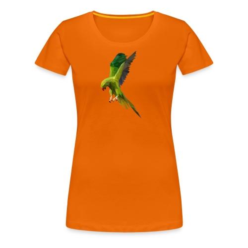 PERROQUET - MINIMALISTE - T-shirt Premium Femme