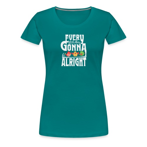 Three Birds (Light Label) - Frauen Premium T-Shirt