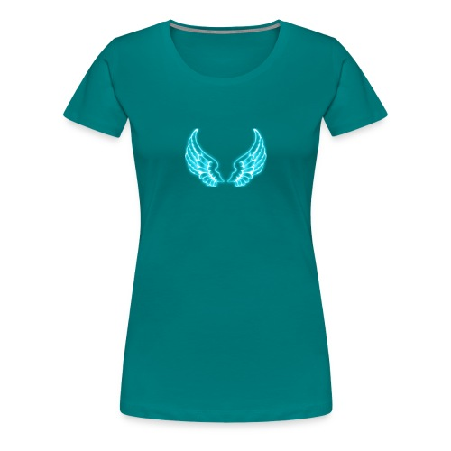 Wings - Women's Premium T-Shirt