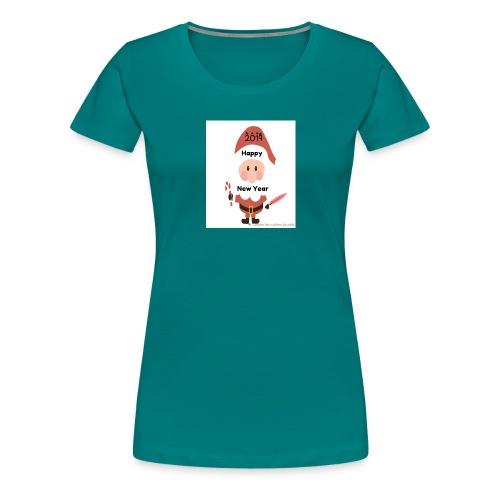Photo 1538929792788 - T-shirt Premium Femme