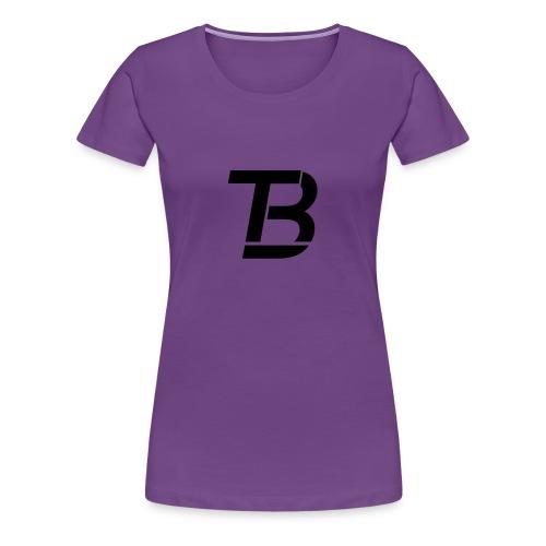 brtblack - Women's Premium T-Shirt