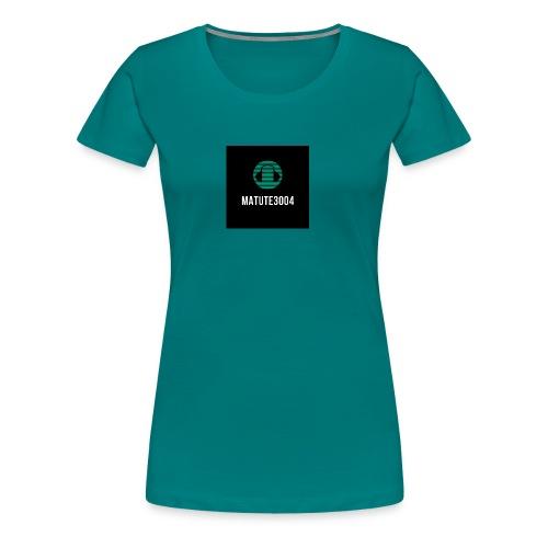 Matute3004 - Camiseta premium mujer