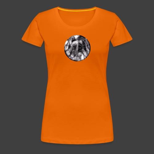 Grid - Women's Premium T-Shirt