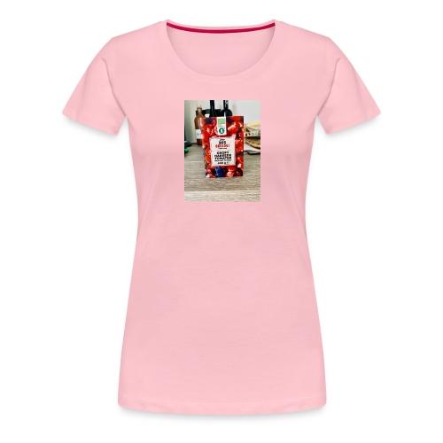Tomato - Dame premium T-shirt