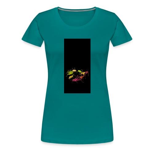 krekels voor iphone jpg - Vrouwen Premium T-shirt