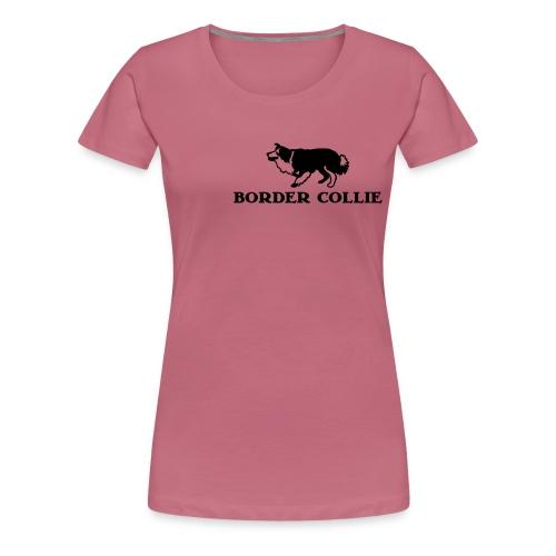 Border Collie 4 - Frauen Premium T-Shirt