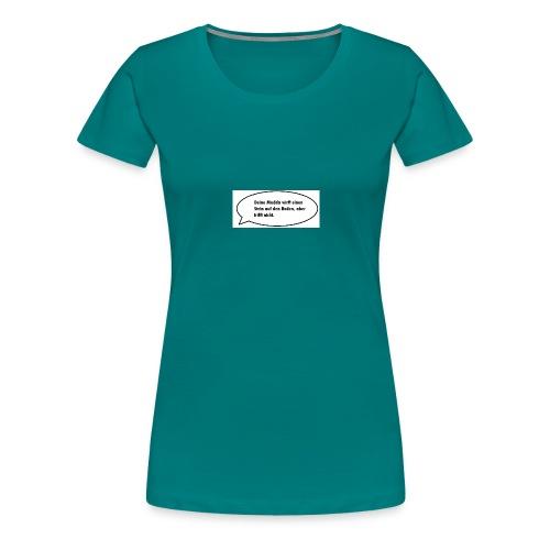 deine-mutter-witze-0 - Women's Premium T-Shirt