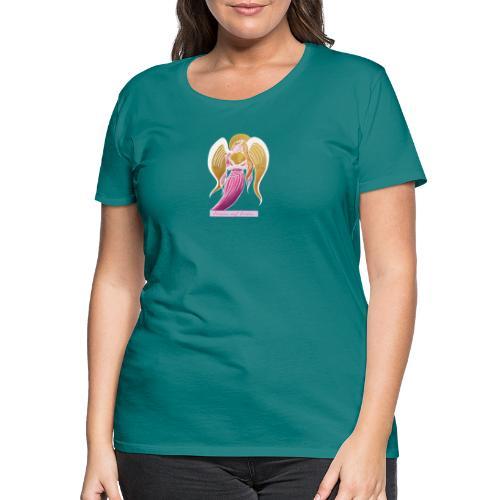 Engel der Weihnacht - Sonja Ariel von Staden - Frauen Premium T-Shirt