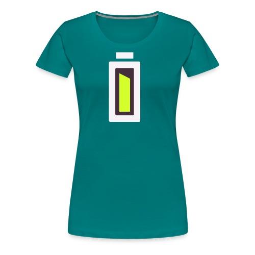 Batterie - Ready ?! - T-shirt Premium Femme