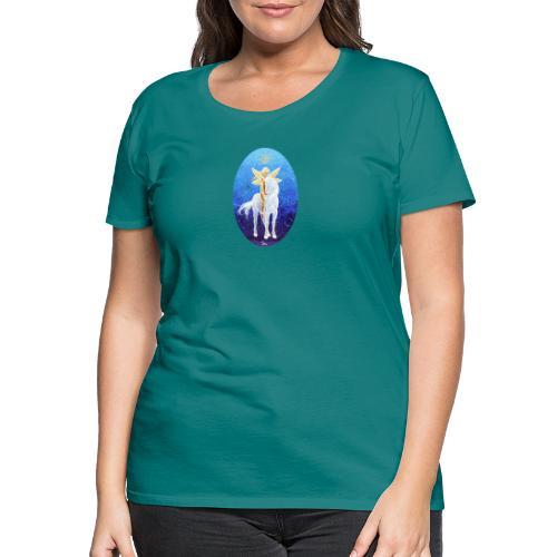 Das Leben ist magisch! - Frauen Premium T-Shirt