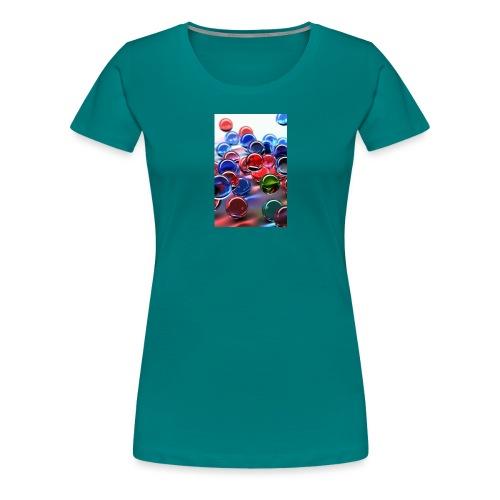 Franela moda 2019 - Camiseta premium mujer
