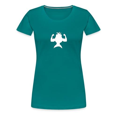 FizkenStrong - Dame premium T-shirt