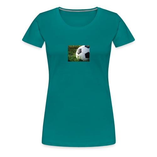 voetbal winkel - Vrouwen Premium T-shirt