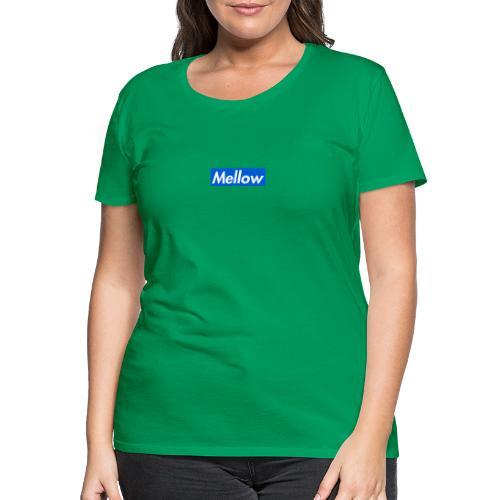 Mellow Blue - Women's Premium T-Shirt