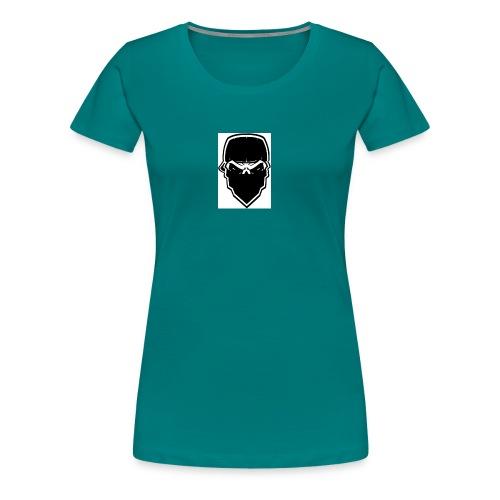 OrtenRap_ - Premium-T-shirt dam