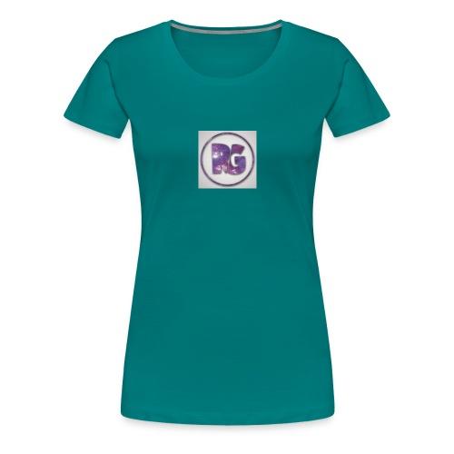 LOGO OFICIAL - Camiseta premium mujer