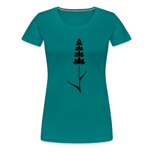 Lavande 2 - T-shirt Premium Femme